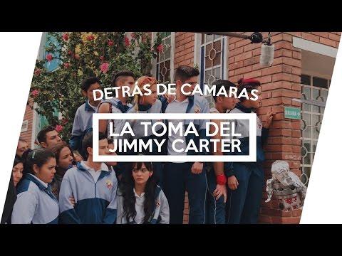 FRANCISCO EL MATEMÁTICO: La TOMA del JIMMY CARTER! [Detrás de cámaras]