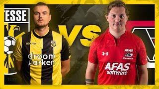 EDIVISIE | Play-offs speelronde 4: Vitesse - AZ