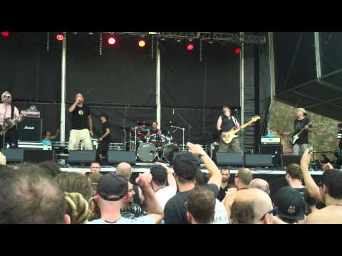 Headcrash - Freedom (Live @ Brutal Assault 20)