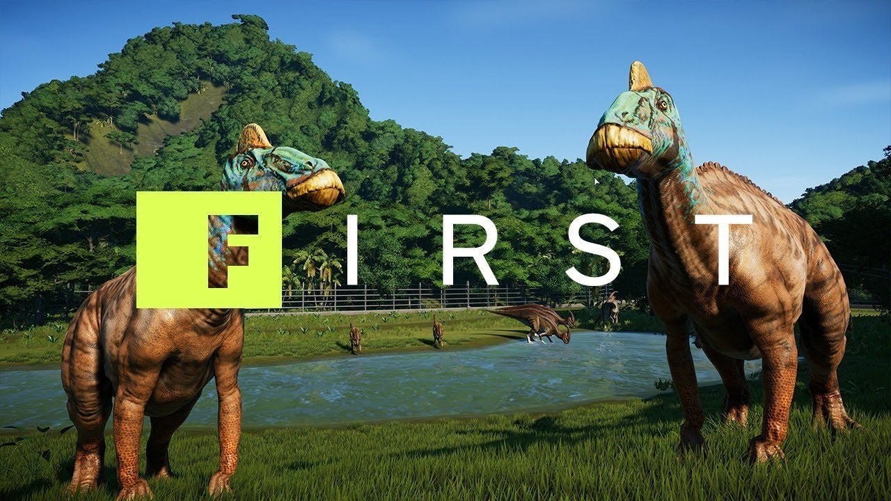 Jurassic World Evolution: Isla Tacano Reveal - IGN First