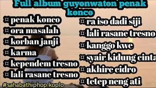 Full album terbaru GUYON WATON!!! Tanpa iklan