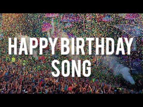 Happy birthday song DJ
