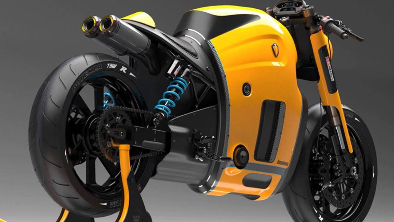 Koenigsegg Motorcycle concept | wordlessTech