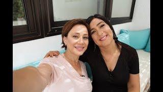 مع نهاد: الحلقة 1: بشرى شرف - Episode 1