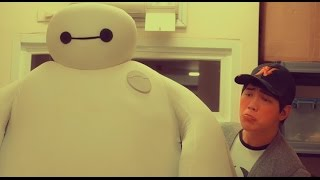 Big Hero 6 - Real Life Version