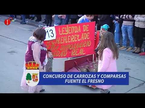 REPORTAJE ESPECIAL DEL CARNAVAL DE FUENTE EL FRESNO 2018