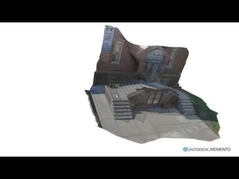 Terrestrial Photogrammetry Animation test