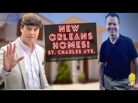 New Orleans Homes For Sale -  Saint Charles Ave.  || Real Estate In New Orleans