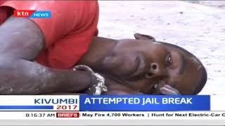 Prison Break: Man jumps through window of court