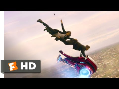 Men in Black: International (2019) - Hover Bike Chase Scene (5/10) | Movieclips