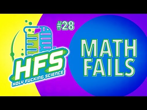 HFS Podcast #28 - Math Fails