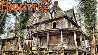 Abandoned Horror House Mansion - Multiple Deaths Inside