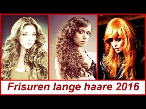 Frisuren lange haare 2016