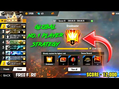 playing-with-no-1-global-player-sk-sabir-  -12000+-score-incredible-strategy-  -free-fire