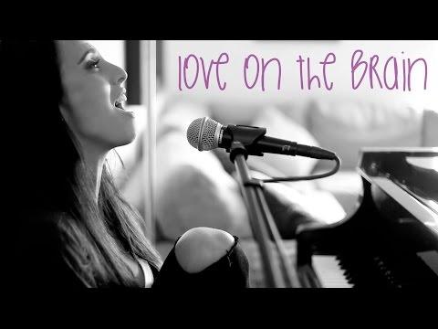 Rihanna Love on The Brain cover by Mayré...