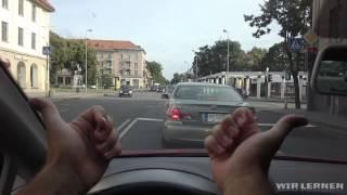 Autofahren lernen #A20: Verkehrszeichen im Stadtverkehr - Teil 2/4