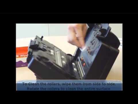 Kodak i2000 Cleaning Procedures