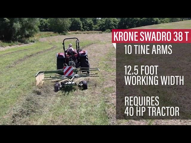 Krone Swadro 38 T