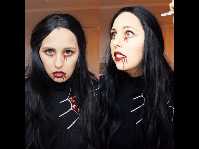 Halloween Make Up and Murder?!?