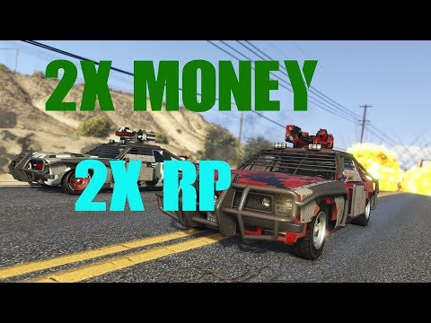 GTA Double Money and Double RP Bunker Sales (August 15)