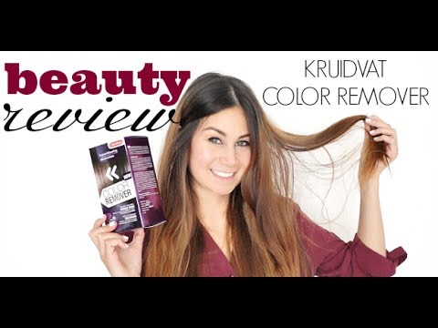 Review Kylie Keene Reviews Hair Colour Remover Of Hair