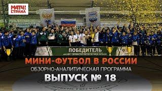 Мини футбол в России Выпуск 18