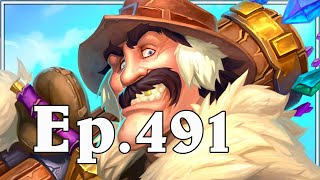 Funny And Lucky Moments - Hearthstone - Ep. 491