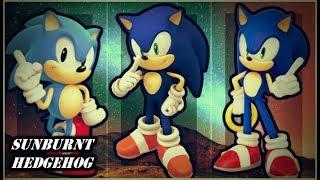 Sunburnt Hedgehog | Sonic 27th Anniversary Mashup Album