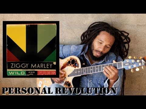 Ziggy Marley  Personal Revolution  Wild and Free