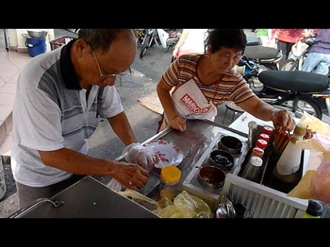 Chee Cheong Fun @ Lebuh Kimberly, George Town