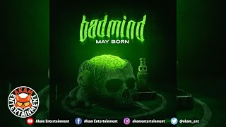 May Born - Badmind [Audio Visualizer]