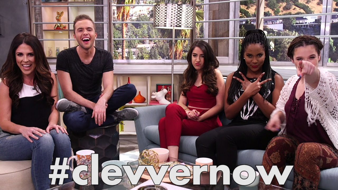 Clevver Now Trailer - Only on go90! - YouTube