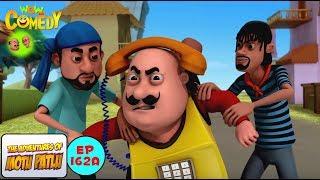 Motu Mobile - Motu Patlu in Hindi - 3D Animated cartoon series for kids - As on Nick