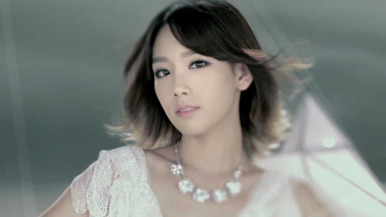 HD TaeYeon (SNSD) cut @ The boys Image Teaser #2 Oct07 ... Taeyeon The Boys