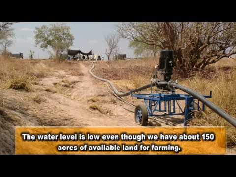 A Beneficiary Account of UNDP's Solar Powered Irrigation Project in Northern Ghana