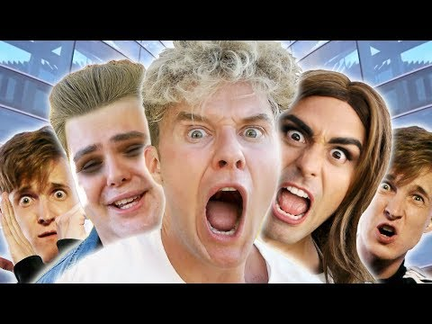 "Thumbnail: Jake Paul ft. Team 10 - ""It's Everyday Bro"" PARODY"