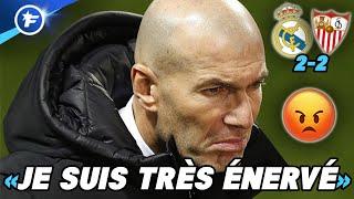 Le retentissant coup de gueule de Zinédine Zidane | Revue de presse