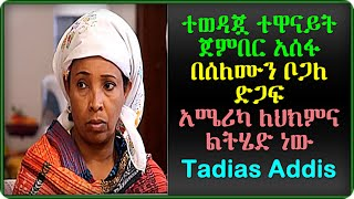 Artist Jember To Travel To US For Medical Treatment Tadias Addis