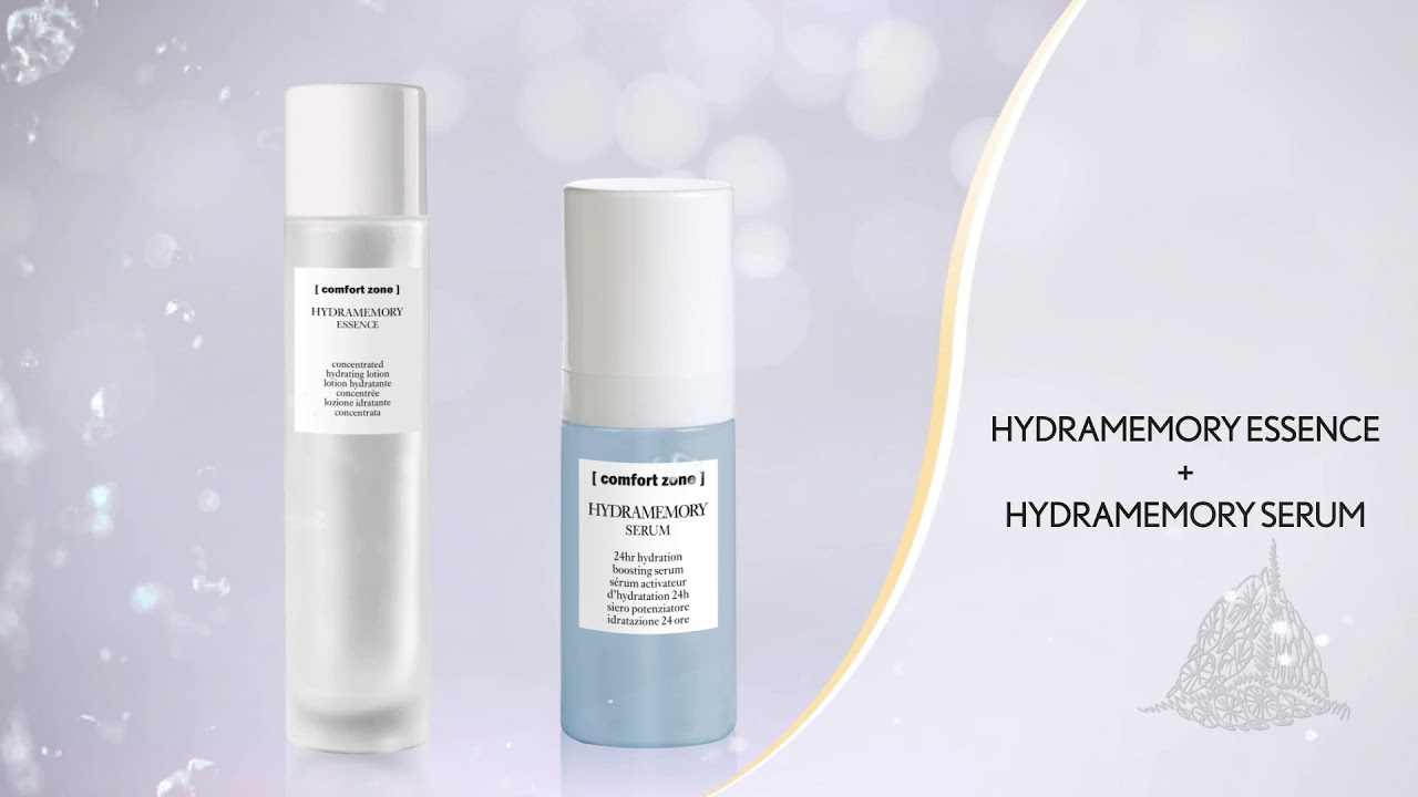Comfort Zone Hydramemory Range - 24Hours DOUBLE HYDRATION