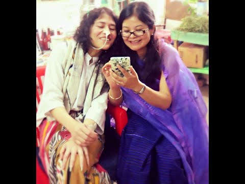 """S03E14 FindingTheVoices with Irom Sharmila Chanu: """"I am a human being and I want to live"""""""