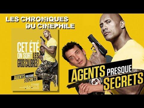 Les chroniques du cinéphile - Agents presque secrets