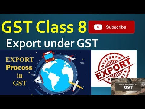 GST Export Procedure | Export With LUT | Export Refund Process | Pay only 0.1% tax | Latest updates