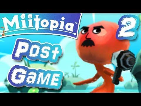 Miitopia ~ ALIEN FREDDIE ~ Post Game ~ Part 2 FULL GAMEPLAY WALKTHROUGH