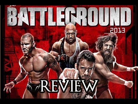 WWE Battleground 2013 Review - The Big Show Flops