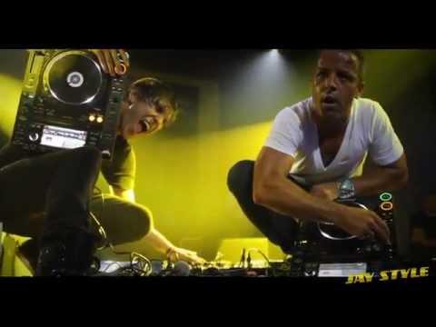 Jay Style et Quentin Mosimann LIVE @ Le Titan Le Samedi 24 Septembre 2011 ( Part 2 ) ( AfterMovie )