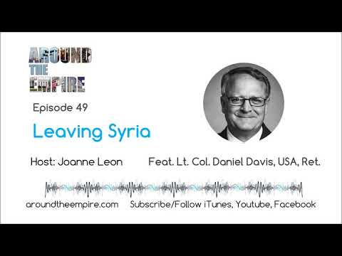 Ep 49 Leaving Syria feat Lt. Col. Daniel Davis, USA, Ret. - YouTube