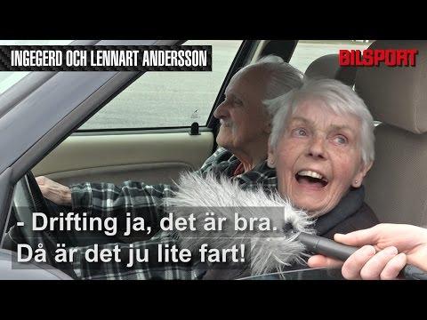 Ingegerd och Lennart Andersson - på Mantorp Park sedan 1969