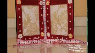 Video Double Sided Photo Frame By Neet's Creations download MP3, 3GP, MP4, WEBM, AVI, FLV Desember 2017