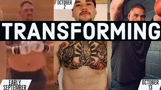 ANDY RUIZ JNR TRANSFORMING HIS BODY FOR ANTHONY JOSHUA REMATCH
