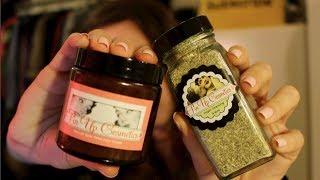 VEGAN & Cruelty-Free Skin Care Review: Pin Up Cosmetics   chelseapearl.com Thumbnail